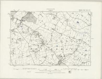 Staffordshire XXIX.SE - OS Six-Inch Map