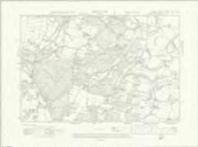 Sussex XXIII.SW - OS Six-Inch Map