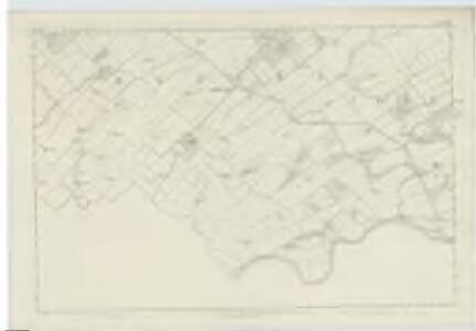 Berwickshire, Sheet XXVIII - OS 6 Inch map