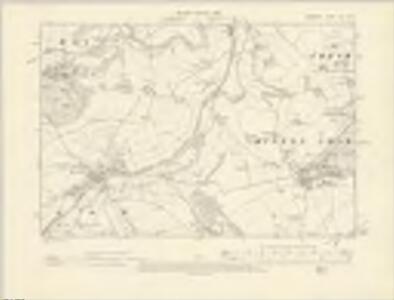 Somerset XXI.NW - OS Six-Inch Map