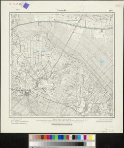 Messtischblatt 1446 : Friesoythe, 1925 Friesoythe