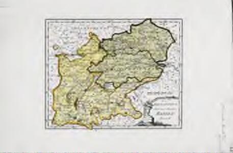 Das Herzogthum Ober und Nieder Bayern