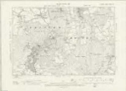 Surrey XXXIII.SW - OS Six-Inch Map