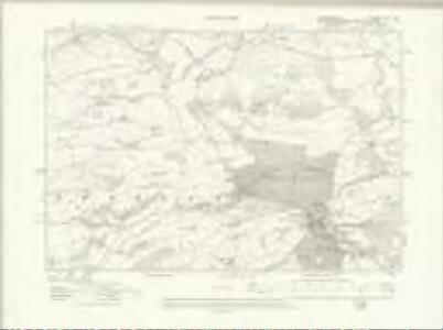 Denbighshire XLV.NE - OS Six-Inch Map