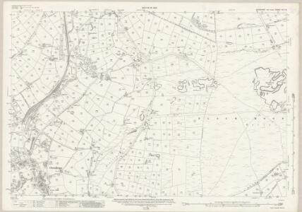Yorkshire CC.15 (includes: Bingley; Denholme; Keighley) - 25 Inch Map