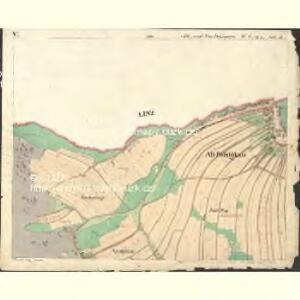 Alt u. Neu Possigkau - c6041-1-005 - Kaiserpflichtexemplar der Landkarten des stabilen Katasters