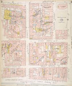 Insurance Plan of the City of Dublin Vol. 1: sheet 5