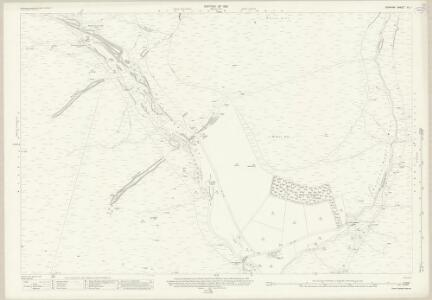 Durham XL.1 (includes: Eggleston; Middleton In Teesdale) - 25 Inch Map