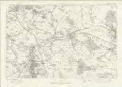 Derbyshire XLVI - OS Six-Inch Map