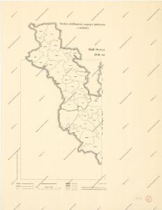Soubor přehledných map pro plánování a statistiku: 3848 – Hranice