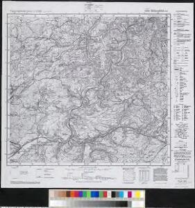 Meßtischblatt 6309 : Birkenfeld (Ost), 1939