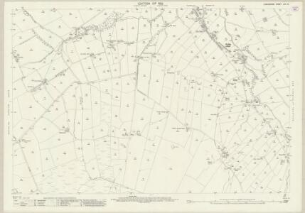Lancashire LVII.5 (includes: Nelson; Trawden) - 25 Inch Map