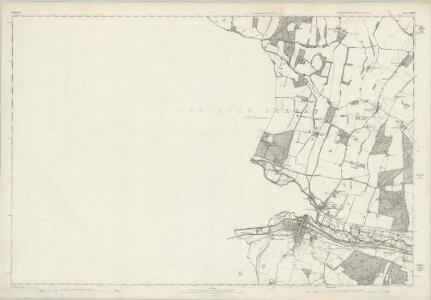 Berkshire XXVIII - OS Six-Inch Map