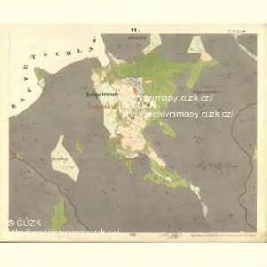 Unter Sinnetschlag - c1367-1-007 - Kaiserpflichtexemplar der Landkarten des stabilen Katasters