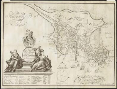 To His Excellency William Burnet, Esqr. This Plan of Boston in New England...