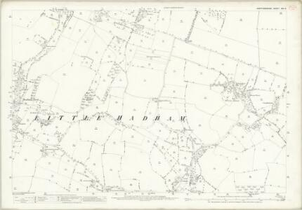 Hertfordshire XXII.8 (includes: Little Hadham) - 25 Inch Map