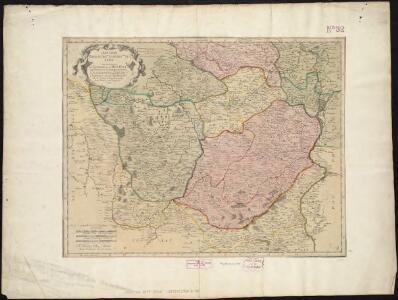 Segusiani : partie du dioese et archevche de Lyon : le Lyonnois et le haut forez : eslections de Lyon, de St. Chamont, et de Monbrison