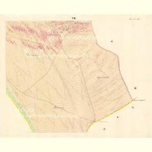 Znorow - m3448-1-007 - Kaiserpflichtexemplar der Landkarten des stabilen Katasters