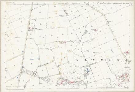 Yorkshire CCIX.6 (includes: Market Weighton; Sancton) - 25 Inch Map
