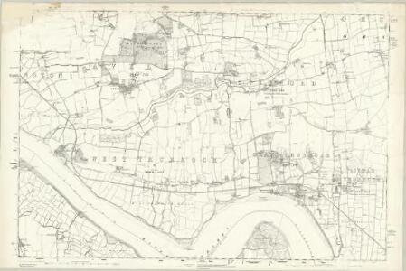 Essex LXXXIII - OS Six-Inch Map