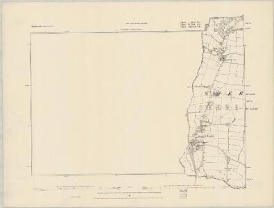 Staffordshire LXXIII.NE - OS Six-Inch Map