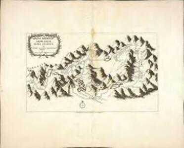 Rheni, Rhodani Ticini, Ursae prima stamina in sumis alpibus helveticis