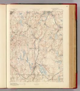 21. Webster sheet.