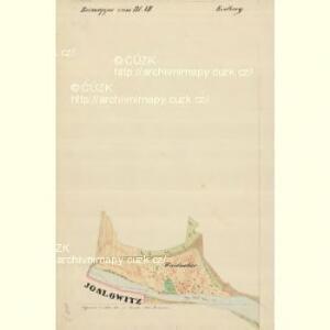Erdberg - m0892-1-008 - Kaiserpflichtexemplar der Landkarten des stabilen Katasters