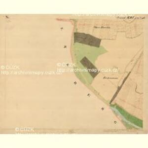 Gross Tajax - m0606-1-011 - Kaiserpflichtexemplar der Landkarten des stabilen Katasters