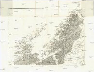 [Kart over Sondre Trondhjems Amt]