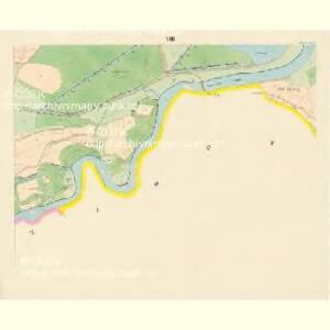 Kestrzan (Kestřan) - c3095-2-007 - Kaiserpflichtexemplar der Landkarten des stabilen Katasters