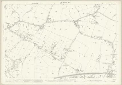 Lancashire CVII.9 (includes: Huyton With Roby; Liverpool) - 25 Inch Map