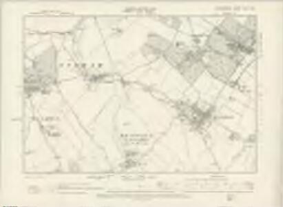 Oxfordshire XLVII.SW - OS Six-Inch Map