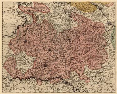 Luxembourg partie de Lorraine et de la France