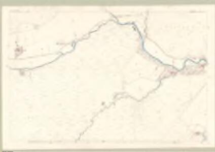 Lanark, Sheet XLI.7 (Douglas) - OS 25 Inch map