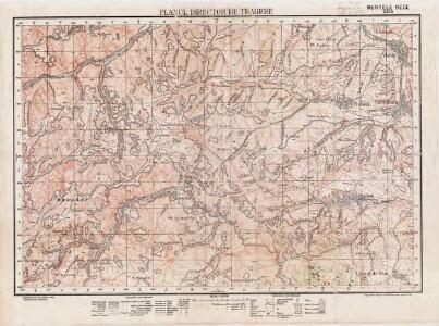 Lambert-Cholesky sheet 2868 (Muntele Rece)