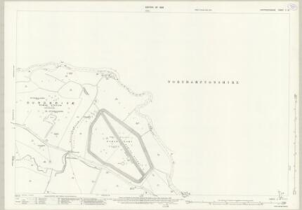 Huntingdonshire II.13 (includes: Ailsworth; Alwalton; Castor; Chesterton; Water Newton) - 25 Inch Map