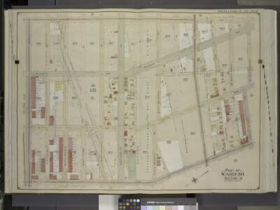 Brooklyn, Vol. 6, Double Page Plate No. 10; Part of   Ward 30, Section 18; [Map bounded by 8th Ave., 72nd St.; Including 5th Ave.,     60th St.]