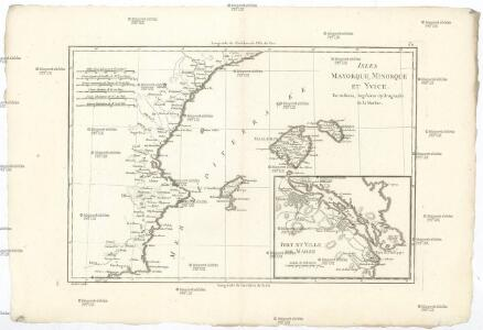 Isles Mayorque, Minorque et Yvice