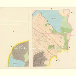 Kardaschrzetschitz - c3049-1-008 - Kaiserpflichtexemplar der Landkarten des stabilen Katasters