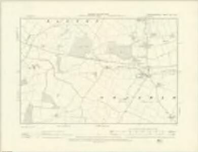 Huntingdonshire XXI.NW - OS Six-Inch Map