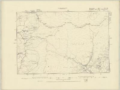 Merionethshire XIV.NW - OS Six-Inch Map