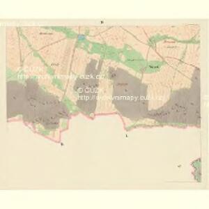 Komarzitz - c3302-1-004 - Kaiserpflichtexemplar der Landkarten des stabilen Katasters