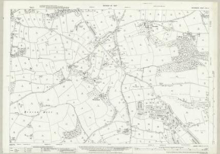 Devon CXXI.4 (includes: Marldon; Paignton) - 25 Inch Map