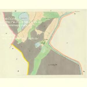 Mlaka - c4751-1-003 - Kaiserpflichtexemplar der Landkarten des stabilen Katasters