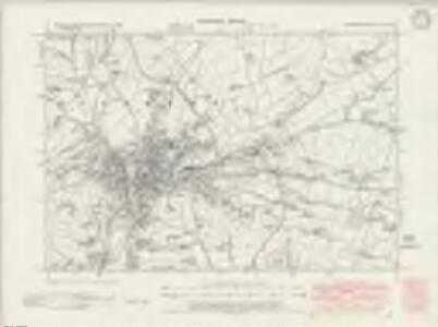 Devonshire XLV.NE - OS Six-Inch Map
