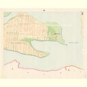 Zliw - c9281-1-012 - Kaiserpflichtexemplar der Landkarten des stabilen Katasters