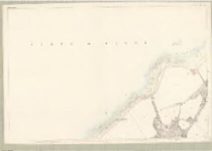 Ayr, Sheet LV.11 (Girvan) - OS 25 Inch map