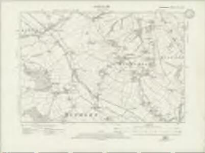Derbyshire XLIV.NE - OS Six-Inch Map