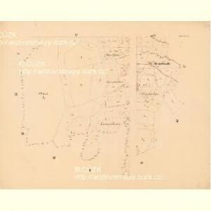 Tisch - c3678-1-003 - Kaiserpflichtexemplar der Landkarten des stabilen Katasters